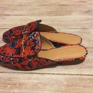 c61a269a28629b LOFT Shoes - LOFT loafer slides